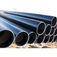 Quality API 5L GR.B 52 X 65 Welded Steel Pipe , Black / Galvanised Steel Pipes For Construction for sale