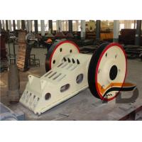 Buy cheap High Manganese Steel Crusher Spare Parts Jaw Crusher Tooth Swing And Fixed Jaw from wholesalers