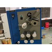 Quality Industrial Cotton Thread Winding Machine , Sewing Thread Spool Winder for sale