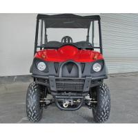 Quality Single Cylinder All Terrain Utility Vehicle , Shaft Drive 500CC Four Wheel Utility Vehicle for sale