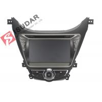 Quality HYUNDAI ELANTRA Android Car DVD Player With Navigation System Support 3G for sale