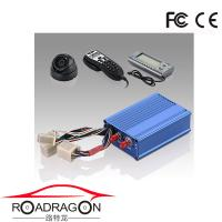 Quality Auto GPS Trackers , Car GPS Tracking Systems Support CAN BUS for sale