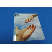 Quality 4 Color / 2 Color Printing Saddle Stitched Book Glossy Lamination For Entertainment for sale