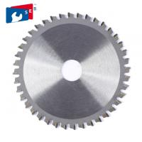 China Economic TCT Saw Blade 40T Teeth , Wood Saw Blade 1.5 Mm Body Thickness on sale