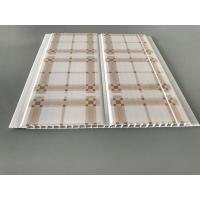 Quality Water / Termite Proof Ceiling PVC Panels With Common Printing Surface for sale