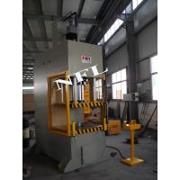 Quality High Speed 250tons Y41 Series C Frame Hydraulic Press For Pressing Function for sale