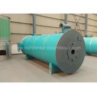 Quality 1.25-3.5MW Thermic Fluid Boiler , Textile Mill Horizontal Gas Thermal Boiler for sale