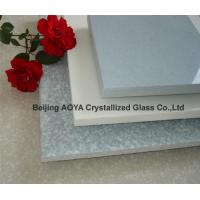 Crystallized Glass Panel