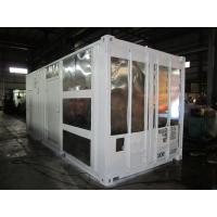 Quality Outdoor 40Kw Water Cooled Diesel Generators Containerized Type for sale