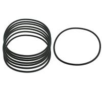 Buy cheap High Performance Silicone Gasket Ring Hot Pressing Molding , Temperature -50℃-200℃ from wholesalers