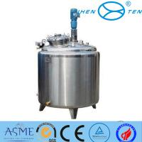Quality 6000 Liter Continuously Stirred Tank Bioreactor For Polyurethane PU Glue for sale