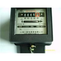 Quality DD282 single phase watt-hour meter for sale