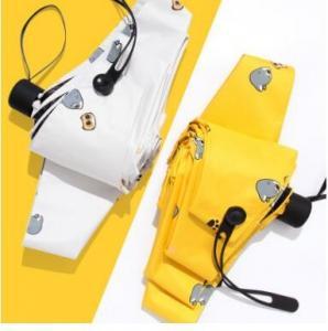 Quality Wind Resistant Lightweight Folding Umbrella , Handbag Size Windproof Umbrella for sale