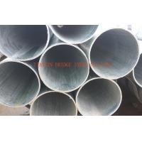 Buy Scaffolding Welding Galvanized Steel Pipe SCH30 SCH40 Hot Dipped at wholesale prices