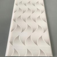 Buy Flat Pvc Panels For Ceiling , Waterproof Bathroom Ceiling Panels Brilliant Printing at wholesale prices