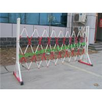 Quality extensible fence,retractable barrier,Fiberglass reinforced plastic fence for sale