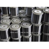 Quality Dia 0.13mm 316l Stainless Steel Wire / Stainless Steel Wire Roll For Cleaning Ball for sale