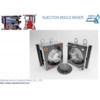 Quality Custom Plastic House Hold Parts Plastic Injection Mold For Comsumer Good for sale