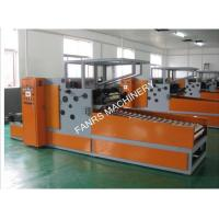Quality High productivity Siemens PLC Paper Rewinding Machine , slitter rewinder machines for sale