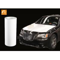 Quality Car Surface Warping Vehicle Surface Protection Tape Anti UV 6 Months 0.07mm Thickness for sale