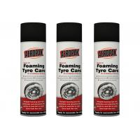 Quality ROHS Certificate Tyre Foam Spray Non Toxic For Dirt And Gum APK-8307-4 for sale