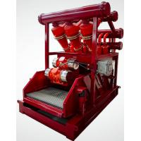 Quality High efficiency drilling mud cleaner shaker used in oil drilling solids control for sale