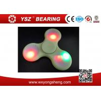 Buy Colorful LED Light Hand Spinner Fidget Toy For Adults High Qualtiy at wholesale prices