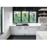 Quality Affordable Luxury mdf Wood Pantry Lacquer Kitchen Modern Designs Kitchen Cabinets for sale