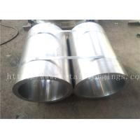 Quality Forged Pipe metal sleeves S235JRG2 1.0038 EN10250-2:1999 for Steam Turbine Guider Ring for sale