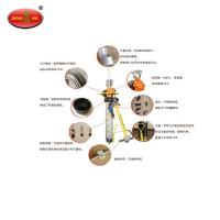 China Hot Selling Pneumatic Rotating Roof Bolter MQT-130 Anchor Drilling Machine With Drill Rod With Best Price on sale