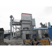 160KW Draught Fan QLB-3000 Model Asphalt Hot Mix Plant With Bag Dust Filtering