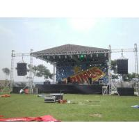 Quality Customer Stage Speaker Truss Safety Alloy Aluminum Tube Truss for sale