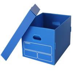 Quality PP Corrugated Logistics Transport Plastic Cardboard Turnover Box for sale
