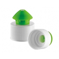 Quality JL-CP103C 24/410 Child Proof PP Ribbed 24 410 Plastic Closure Caps for sale