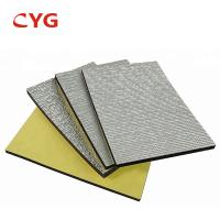 Quality Closed Cell HVAC Duct Insulation Foam Polyethylene Sheet Roll Xpe / Ixpe for sale