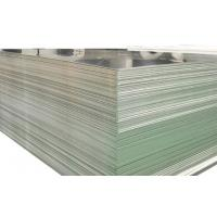 Quality Traffic Vehicles 5052 Aluminum Bar Stock 0.2 - 25 Mm Thickness Good Formability for sale