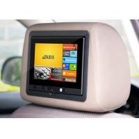 Quality Black Android Media Player Taxi Touch Screen Advertising With WIFI 3G for sale