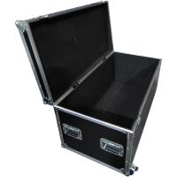 Quality Portable Dj Equipment Case , Wire Microphone Plywood / Aluminium Flight Case for sale