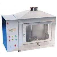 Quality Stainless Steel Building Material Flammability Testing Equipment Ignitability Test Single Flame Source for sale