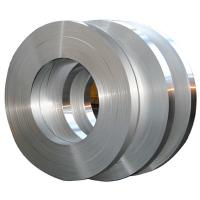 Quality Smooth Color Coated Aluminium Strip Coil For Building 20mm - 600mm ISO Standard for sale