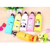 China Animal Pattern Cute Water Bottles , 500ml Customize Lovely Sports Bottle on sale