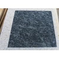 Quality steel grey granite stone floor tiles gray granite stone high hardness polished for sale