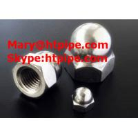 Quality duplex steel S31050  fastener bolt nut and washer for sale