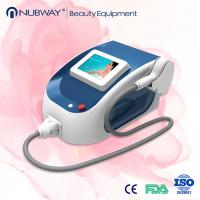 Quality 810nm diode laser hair removal factory price/laser hair removal cost for sale