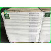 Quality Disposable Food Grade FSC Certified Paper High Whiteness For Baking for sale