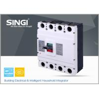 Quality Molded case thermal magnetic circuit breaker with instantaneous trip function for sale