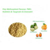 Quality Citrus Aurantium Herbal Extract Powder Poly-Methoxylated Flavones for sale
