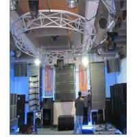 Quality Diameter 4m  Corrosion Resistance Circle Truss , Non-toxic Arch Truss For Indoor Events for sale