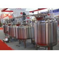 Quality 10HL Craft Commercial Beer Brewing Equipment With Hot Water Tank for sale