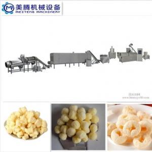 Quality Puffed Corn Snacks Machine/Puff Snack Machine/Corn Snack Making Machine for sale